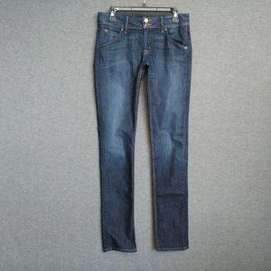 Hudson Collin Flap skinny Jeans 28 L32  stretch